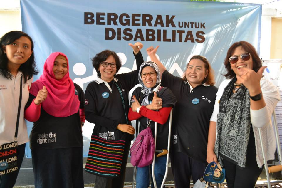 Women united to move forward for disability rights