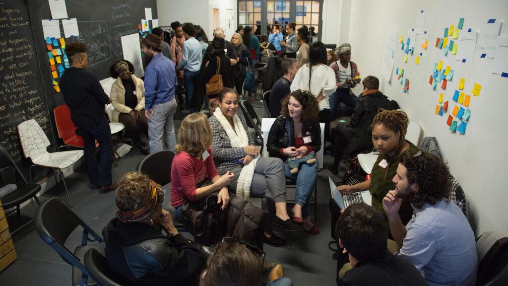 participatory grant making photo