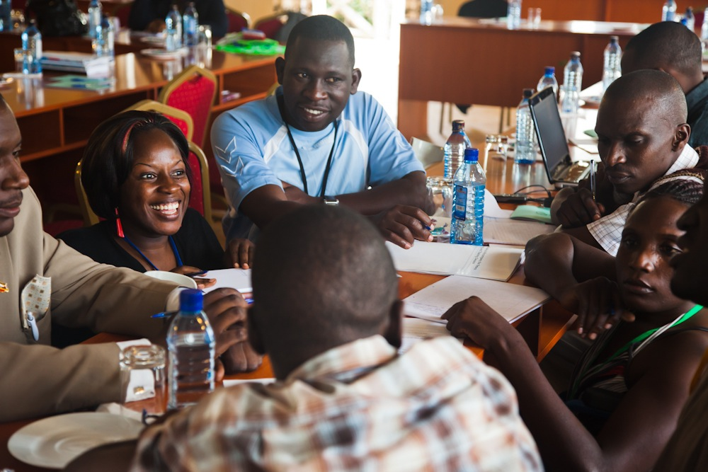 African youth with disabilities learn advocacy strategies, Kenya