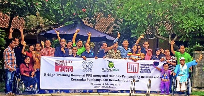 Bali Training with OHANA, PUSPADI Bali, and the Indonesia Social Justice Network