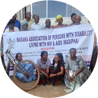 Ugandan Delegation of Persons with Disabilites