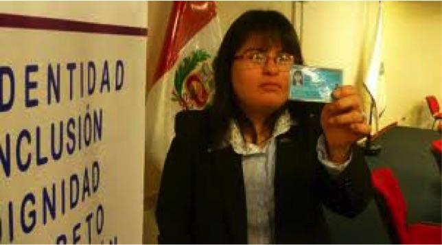 Maria Alejandra Villanueva advocates for voting rights