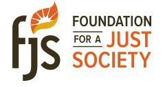 Foundation for a Just Society logo
