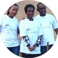 Woman with disabilities in Rwanda